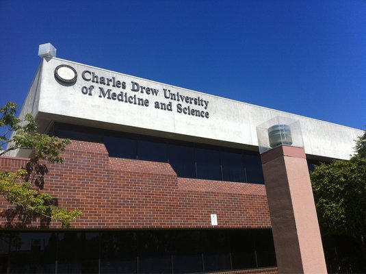 CHARLES R DREW UNIVERSITY OF MEDICINE & SCIENCE - BluTec Systems
